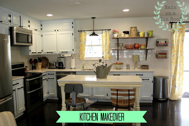 Kitchen Reveal
