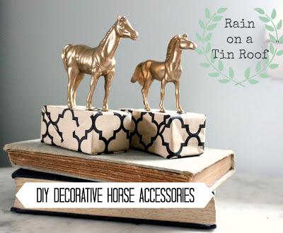 DIY Horse Home Accessories