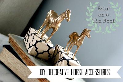 DIY Horse Accessories