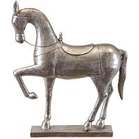 Silver Horse Home Accessory