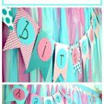 DIY Birthday Party Banner / DIY Party Decorations / DIY Party Banner