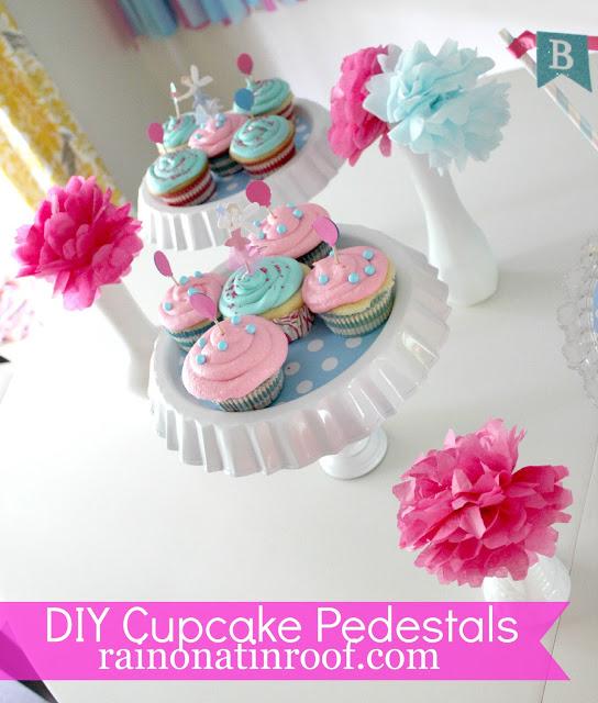 Easy DIY Cupcake Holders