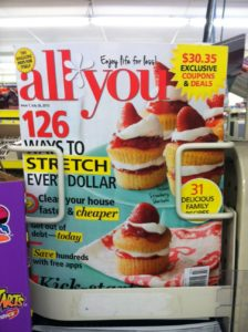 all you magazine at Dollar General