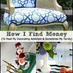 How I Find Money {rainonatinroof.com}