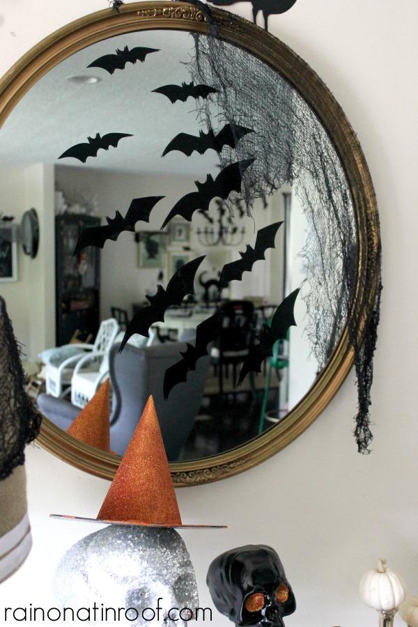 My Fright Tastic Halloween Home Tour Part 2 Rain On A