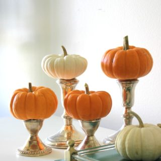 Simple Fall Decorating: Fall Home Tour