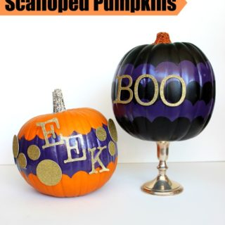 Scalloped Pumpkins