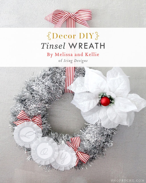 Don T Get Your Tinsel In A Tangle Ideas For Decorating With Tinsel