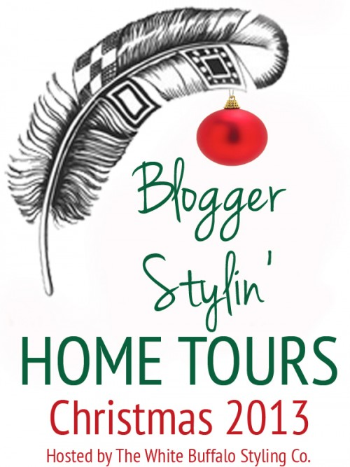 Blogger Stylin' Home Tours