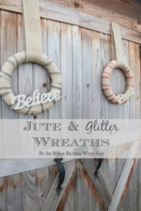 10+ DIY Holiday Wreaths via rainonatinroof.com #wreath
