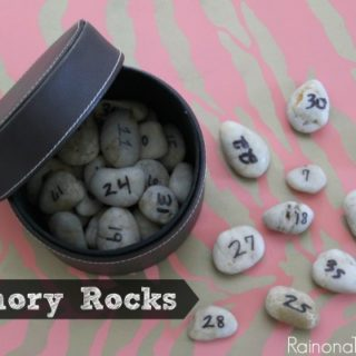 Memory Rocks: An Easy and Creative Way to Keep Track of Memories