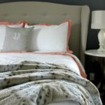 Bedding Refresh with Crane and Canopy via RainonaTInRoof.com #bedding #masterbedroom