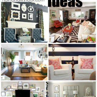 20+ Living Room Ideas