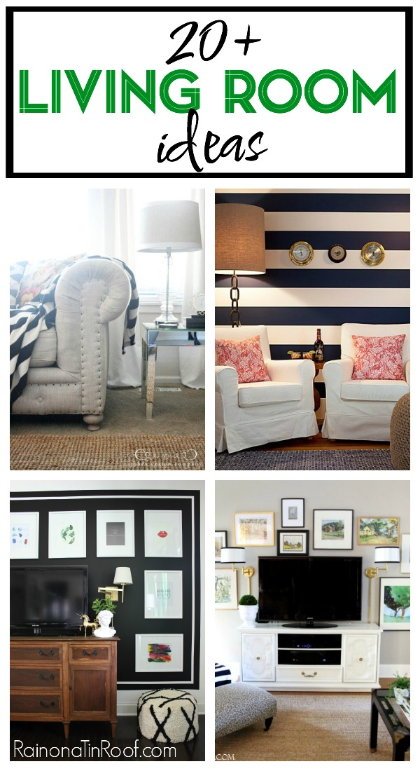 Living Room Ideas | Living Room Decor | Living Room Decor on a Budget | Living Room Wall Decor | Living Room Paint Color Ideas