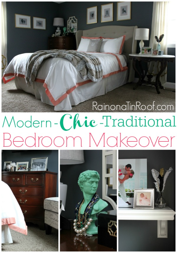 Master Bedroom Mini-Makeover