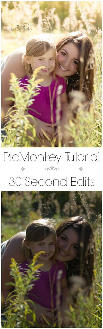 Editing Photos with PicMonkey