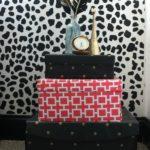 DIY Decorative Storage Containers via RainonaTinRoof.com #storage #decorativeboxes