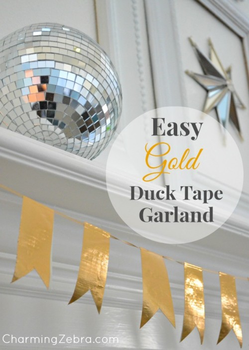 Duct Tape Crafts and Projects via RainonaTinRoof.com #ducttape #ducktape #crafts #projects