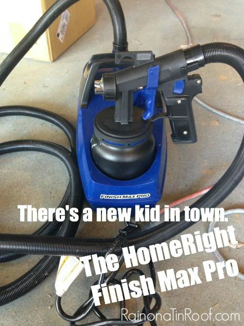 Army Locker turned Toy Box via RainonaTinRoof.com #makeover #armylocker #toybox #homeright #finishmaxpro