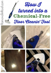 How I turned into a Chemical-Free Floor Cleanin' Fool