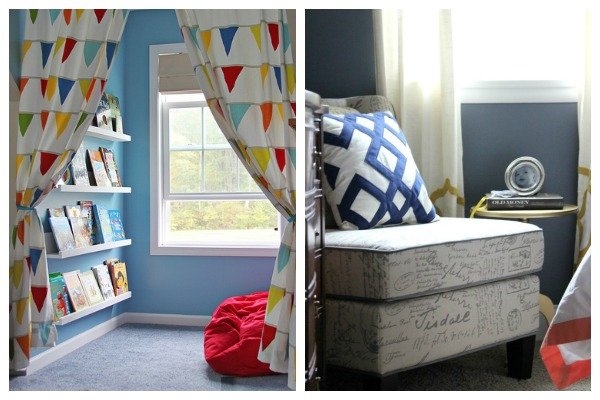 14 Real Life Bedroom Ideas Anyone Can Do - create a reading nook!