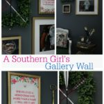 A Southern Girl's Gallery Wall via RainonaTinRoof.com #gallerywall #mothersday #balsamhill