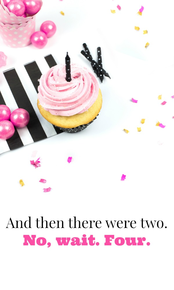 And then there were two - no, wait four....a story about newlyweds and their two roommates.