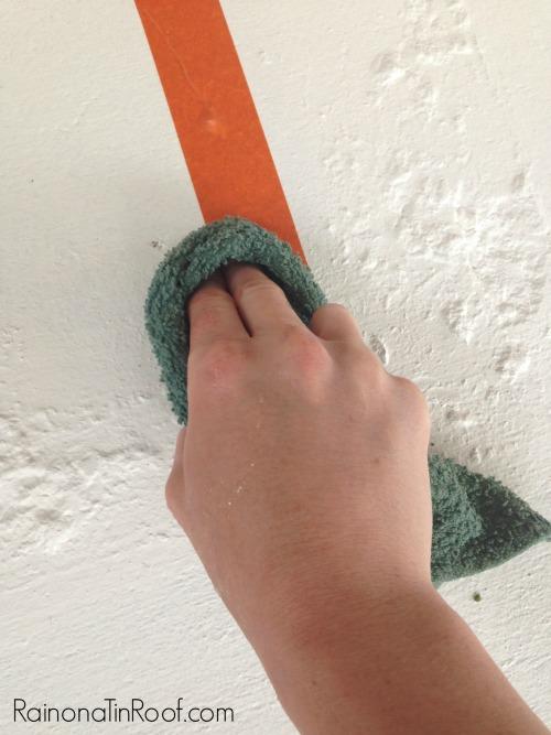 Painted Porch Floor via RainonaTinRoof.com #porch #summer #diy