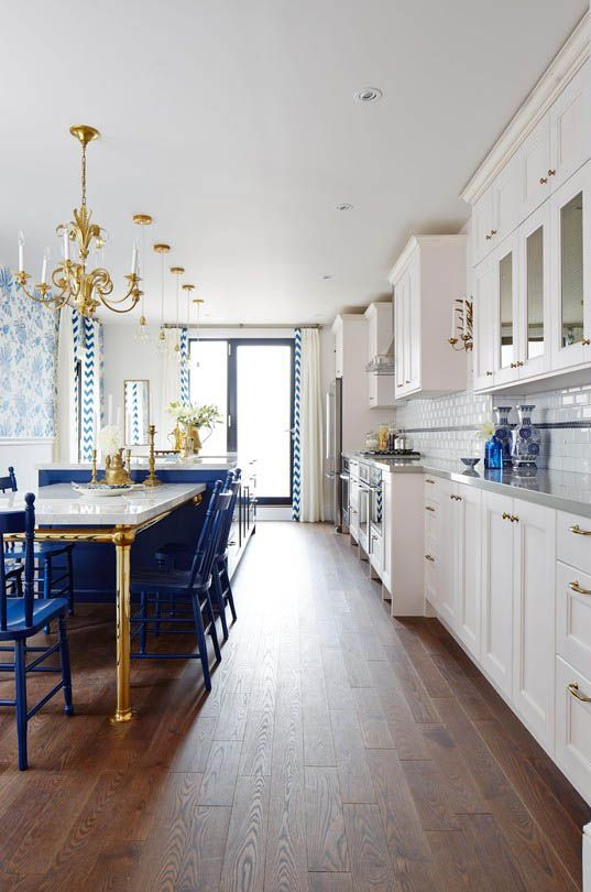 7 To Die For White Kitchens