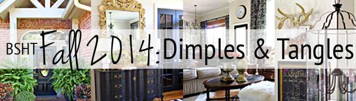 dimples-and-tangles