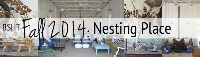nesting-place