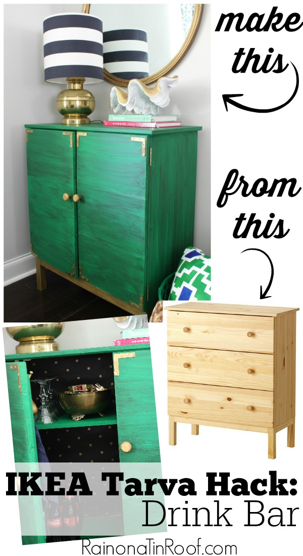 diy ikea hack dresser. IKEA Tarva Hack | Furniture Makeover DIY Ideas Diy Ikea Dresser
