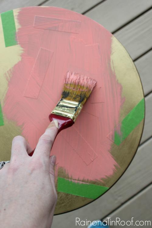 The No Priming, No Topcoat, Way to Paint (Seriously, I'm not even kidding.) via RainonaTinRoof.com