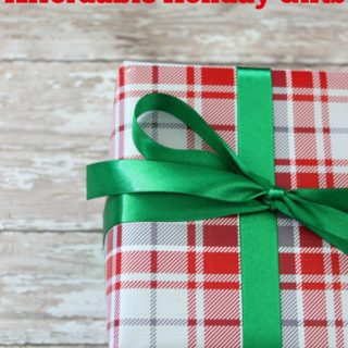 Best Shopping Sites for Affordable Holiday Gifts + More Gift Ideas under $30