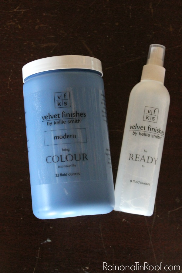 Velvet Finishes Modern & Ready Primer via RainonaTinRoof.com