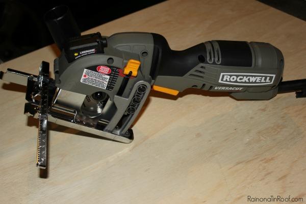 Rockwell Tools Versacut Circular Saw