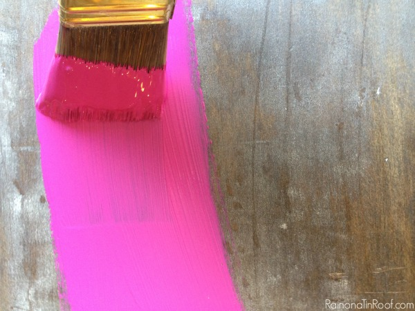 No priming required! Velvet Finishes Glamorous Paint