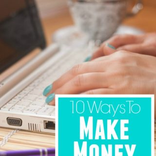 How to Make Money Blogging (10 Ways to get you started)