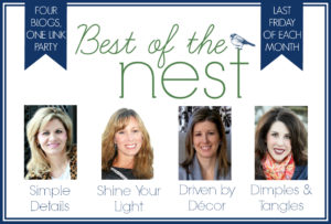 Best of the Nest Link Party
