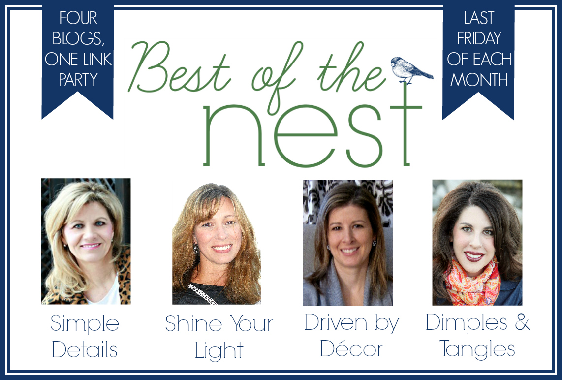 Best of the Nest {Link Party}