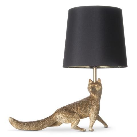 Lovely Best Lamps Under $50: Brass Fox