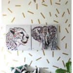 The Fun and Easy Entryway Makeover