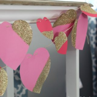Valentine Cards and Decor in an hour