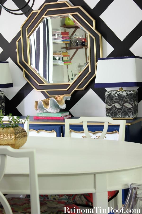 My Decorating Secret: Dining Room