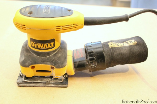Power Tools 101: How to Use a Sander