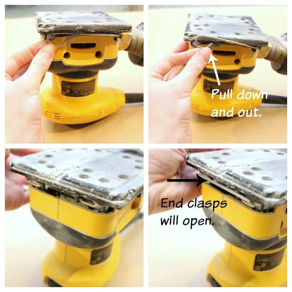 How to Use a Sander