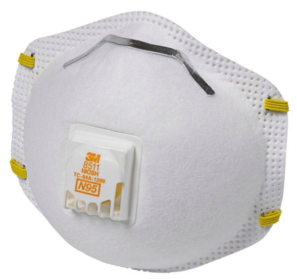 Respirator - 12 Must Have Tools and Supplies for Painting Furniture