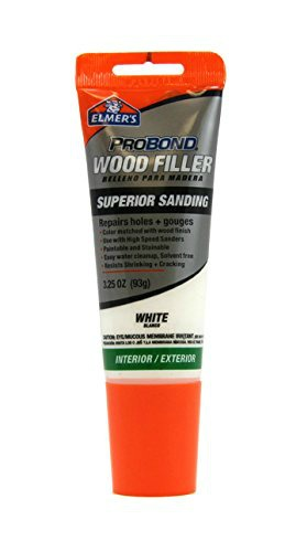 Wood Filler - 12 Must Have Tools and Supplies for Painting Furniture