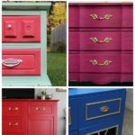 3 Really Simple and Cheap Ways to Update Furniture Hardware without paying a fortune for new pulls and knobs!
