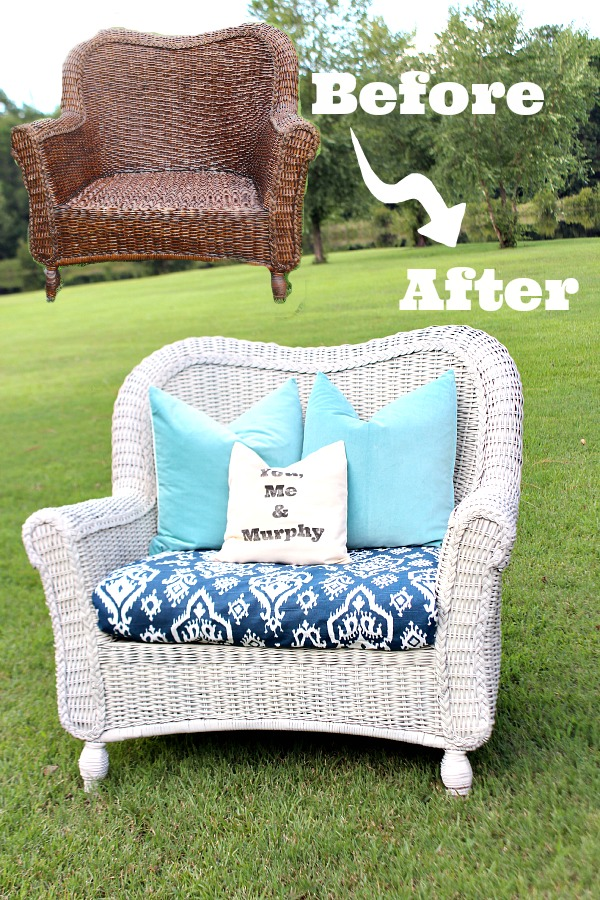 12 Outdoor Furniture Makeovers Easier Than You Think